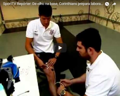 SportTV Repórter: De olho na base, Corinthians prepara laboratório para evitar lesões