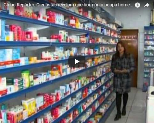 Globo Repórter: Cientistas revelam que hormônio poupa homens de dores intensas