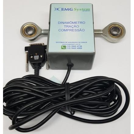 Dinamômetro Tração / Compressão 200 Kgf